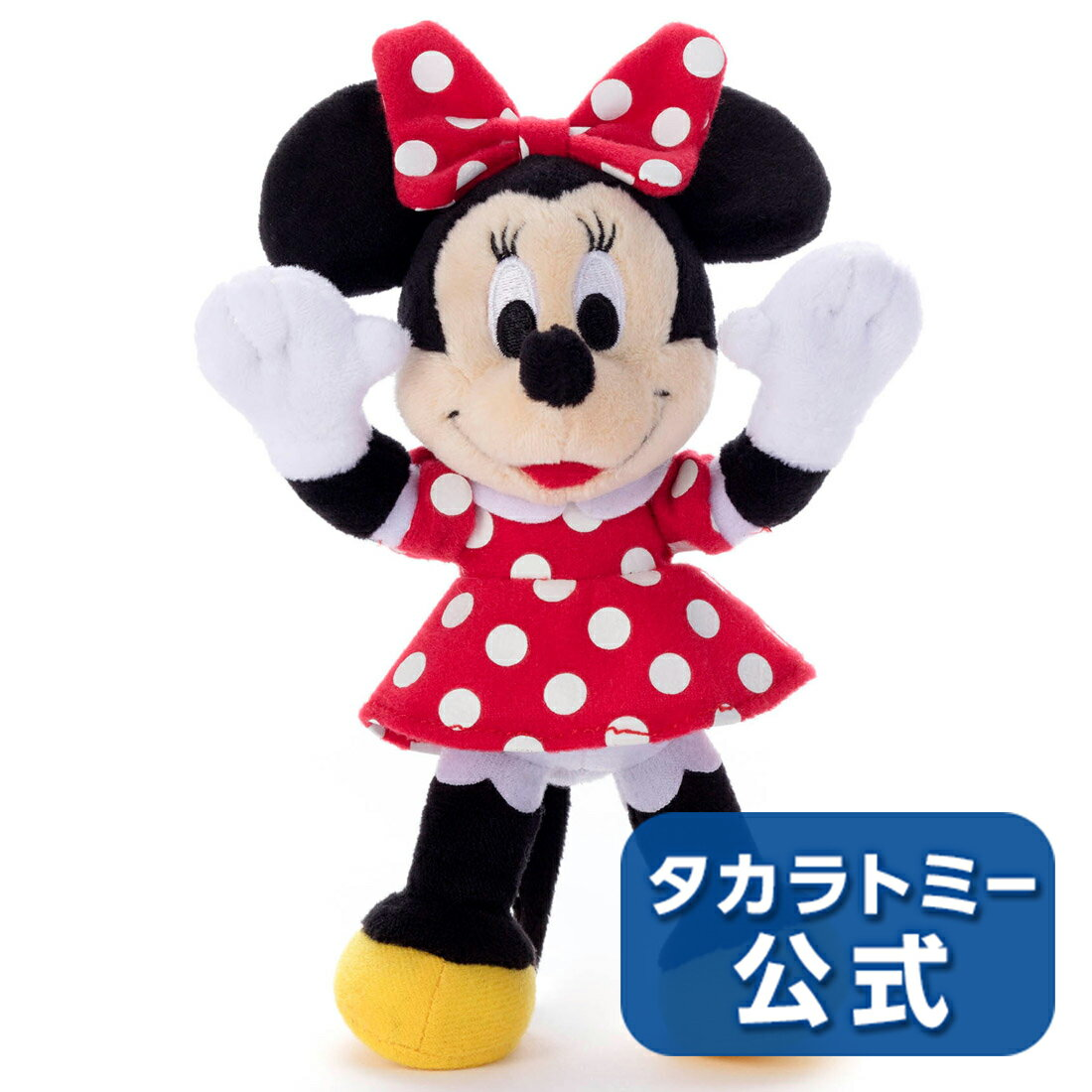 ディズニーキャラクター ポペット ミニーマウス