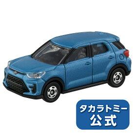 トミカ No.8 トヨタ ライズ 箱