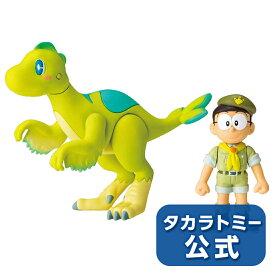 アニア「映画ドラえもん のび太の新恐竜」のび太&キュー