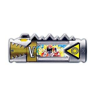 【単品:サンバルカン】■バンダイ 300円ガシャポン 獣電戦隊キョウリュウジャー 獣電池10