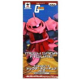 【単品:ザクII(シャア専用機)】■ガンダムシリーズ メックサーガフィギュア vol.3 機動戦士ガンダム