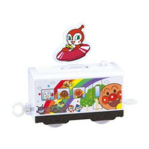 【単品:ドキンちゃん車両】■アンパンマンタウン 予讃線8000系アンパンマン列車 バンダイ ガシャポン