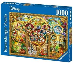 【14時までのご注文で翌日出荷】 1000ピース ラベンスバーガー ディズニーパズル キャラクターパズル 日本未発売 クリスマス ユニセックス ギフト The Best Disney Themes 1000 Piece Jigsaw Puzzle 並行輸