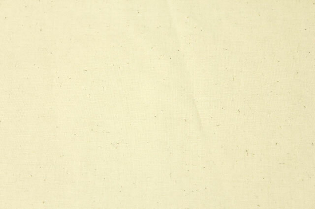 【訳あり】 生地 カットクロス シーチング はぎれ きなり 90×33cm