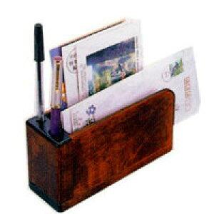 はがきスタンド sc31 封筒,はがき,ペン立て,テーパー加工【豊岡クラフト】木製品を工房より直送!