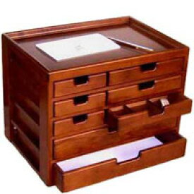 文具シェルフLX sc71 A4サイズの書類入れ,文具その他、机上の整理に,8つのトレイ,取り外し可能な仕切り【豊岡クラフト】木製品を工房より直送!【送料無料】