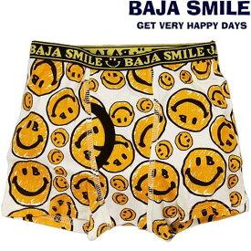 Baja Smile手描きスマイル柄ボクサーパンツ95〜145cm2168303