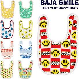 Baja Smileスマイルパッチ柄スタイBABY2206103/2206104/2206106/2206107/2206109/2206110