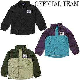 OFFICAL TEAM/オフィシャルチームWIND BREAKER100-140cm/2019SS119501