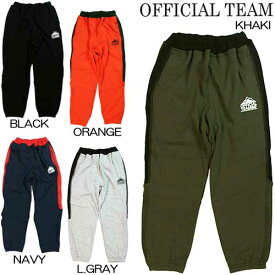 OFFICAL TEAM/オフィシャルチームWARM LINE SWITCHING PANTS150-L2019AW129513A