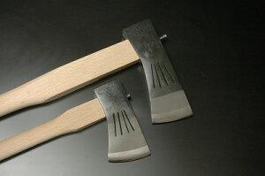 【晶之作】薪割斧 大斧1.5kg&小斧700g