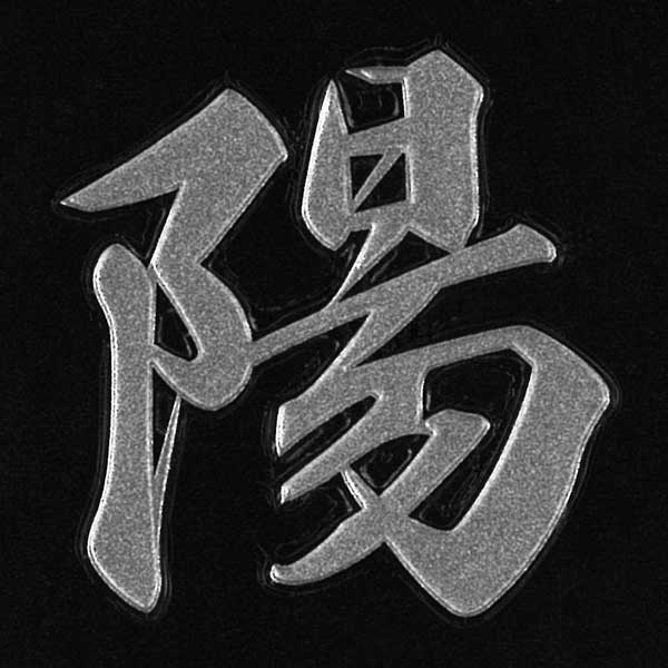 漢字 蒔絵シール 【陽 銀】カッコいい iQOS アイコス ケータイ スマホ iPhone デコ ステッカー ワンポイント シール 和柄 お名前 ネーム お祝い