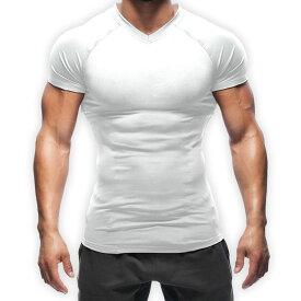 【正規販売店】 [送料無料] 加圧シャツ サスケ SASUKE 加圧インナー Vネック 速乾加圧インナー トレーニング 金剛金 加圧Tシャツ ダイエット 筋トレ 痩身 ブラック ホワイト