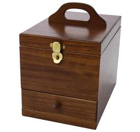 日本製 木製コスメティックボックス513(日本製)