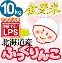 【新米】金芽米【無洗米】北海道産ふっくりんこ10kg【5kg× 2袋】【送料込】【30年産】うまみと栄養を両立したお米【…