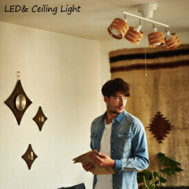 【LED付属でこのお値段】シーリングライト おしゃれ led E26口金 照明器具 天井照明 ダイニング 食卓用 子供部屋 リビング キッチン BAR 美容室 ナチュラル 木目 4灯 北欧 スポットライト BLITZ LED4灯【あす楽対応】9250