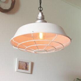 ペンダントライト 天井照明 おしゃれ LED 対応 北欧 1灯 スチール 照明 間接照明 インテリア LAVALUX口金E26 BK WH TP-312 8400