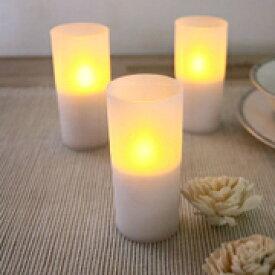 電池式 led キャンドル ろうそく 照明 おしゃれ クリスマス テーブルライト カフェ プレゼント Cuore LED candle クオーレ LEDキャンドル 電池式×1個