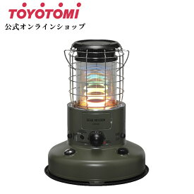 RR-GE25(G) トヨトミ 公式オンラインストア TOYOTOMI 対流型 小型 レインボー 石油ストーブ ギアミッション GEAR MISSION コンクリート9畳/木造7畳まで 日本製