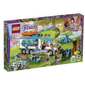 【30%OFF】レゴ 41339 フレンズ ミアのキャンピングカー ブロック おもちゃ 男の子 女の子 ギフト プレゼント