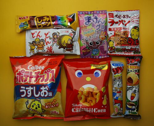 子供会向き駄菓子詰め合わせセット(すべて国産品)税込300円セット F