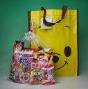 【キャラクターいろいろ】子供会向き駄菓子詰め合わせセットキャラ色々手提げバッグ入りお菓子セット #500C