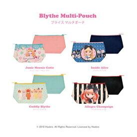 【ゆうパケット発送】ブライス マルチポーチ』に新デザインが登場♪ Blythe Multi-Pouch new designs リズビバーチェ LizVivace