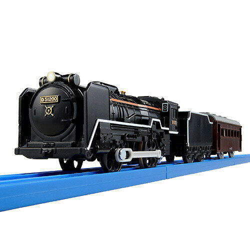 【オンライン限定価格】プラレール S-28 ライト付きD51蒸気機関車