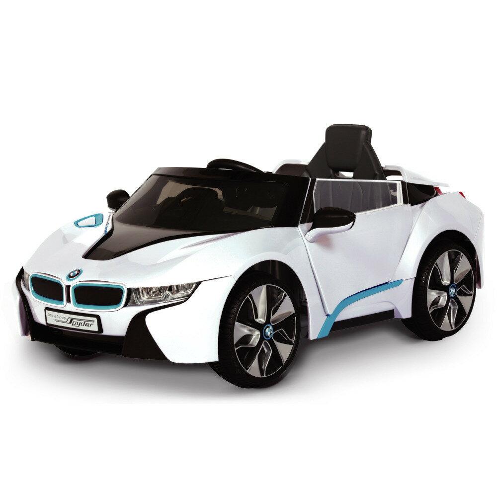 【クリアランス】トイザらス AVIGO 電動乗用 BMW-i8 コンセプトスパイダー