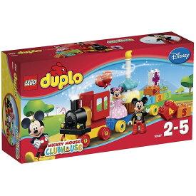 【オンライン限定価格】レゴ デュプロ 10597 ミッキーとミニーのバースデーパレード