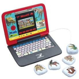【オンライン限定価格】マウスでバトル!! 恐竜図鑑パソコン【送料無料】