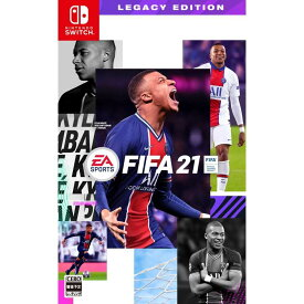 【Nintendo Switchソフト】NS FIFA 21 LEGACY EDITION
