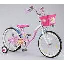 トイザらス限定 18インチ 子供用自転車 ファーストサイクル プリンセス 【女の子向け】【送料無料】