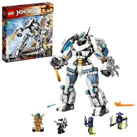 【オンライン限定価格】レゴ ニンジャゴー 71738 ゼンのニンジャチタンメカ【送料無料】