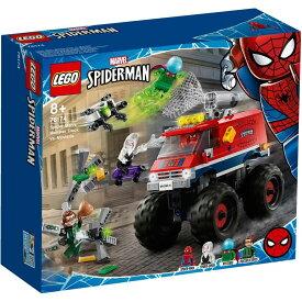 レゴ スーパー・ヒーローズ 76174 スパイダーマンのモンスタートラック vs.ミステリオ【送料無料】