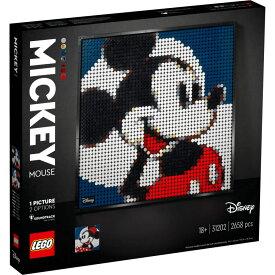 レゴ アート 31202 ディズニー:ミッキーマウス【送料無料】