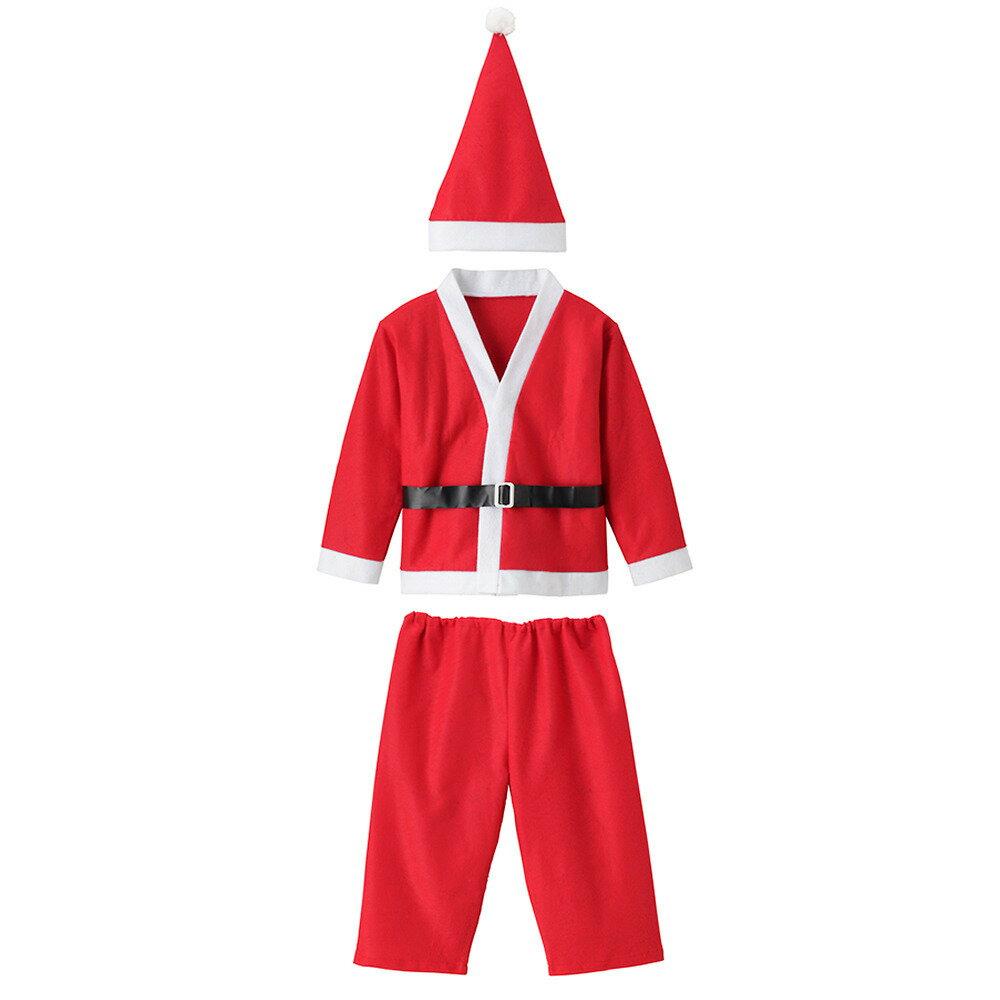 【クリアランス】【クリスマス】トイザらス チアー! サンタ服 男の子用