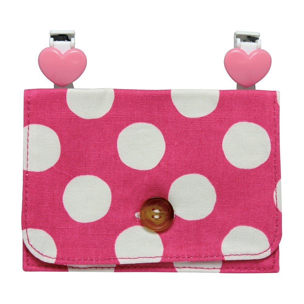ファッションポケット(ピンク/ドット)