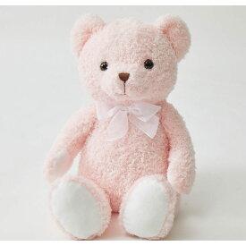 トイザらス ぬいぐるみ オーガンジーリボンベア(37cm)ピンク