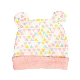 0b02403181dad ベビーザらス限定 新生児帽子 パイル(ミディアムピンク・フリー)