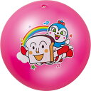 アンパンマン カラフル8号ボール ピンク