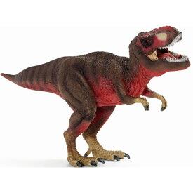 Schleich シュライヒ ティラノサウルス・レックス (レッド)(972068)