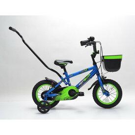 トイザらス AVIGO 12インチ 子供用自転車 ストリートレーサー 押し手付き