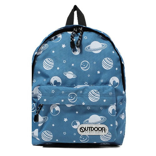 OUTDOOR PRODUCTS KIDS チアフルデイパック STEELBLUE
