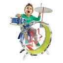 トイザらス限定 ブルーイン SING&PLAY はじめてのドラムセット