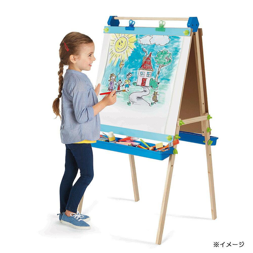 トイザらス イマジナリウム 木製アートイーゼル(ブルー)【送料無料】