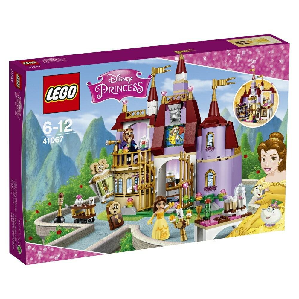 レゴ ディズニー・プリンセス 41067 ベルの魔法のお城【送料無料】