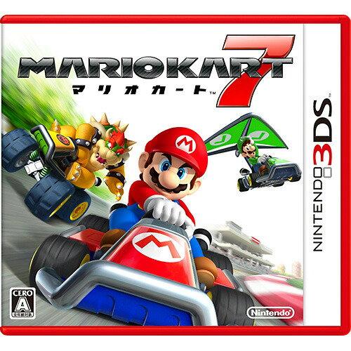 【3DSソフト】 マリオカート7