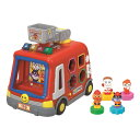 【オンライン限定価格】アンパンマン 音と光と手遊びいっぱい!DXパズル消防車