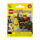 レゴ(R)ミニフィギュア シリーズ16